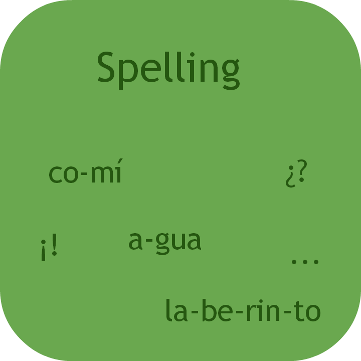 Learn easy Spanish spelling. Visit www.soeasyspanish.com
