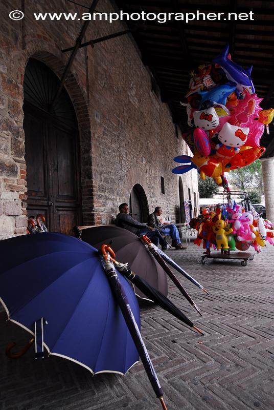 fine settimana a Gubbio