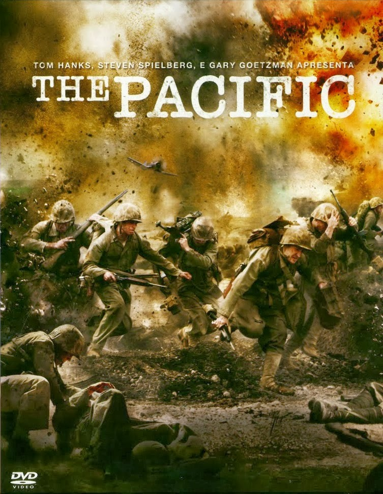 The Pacific: 1ª Temporada Completa – Dublado