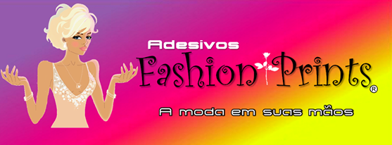 Adesivos Fashion Prints