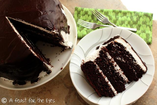Amazing Guiness Cake