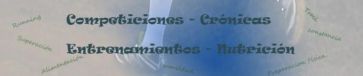 Competiciones-Crónicas-Entrenos-Alimentación