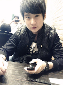♥ My handsome boy :*