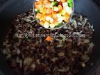 Cuscus cu legume Cous-cous preparare legume