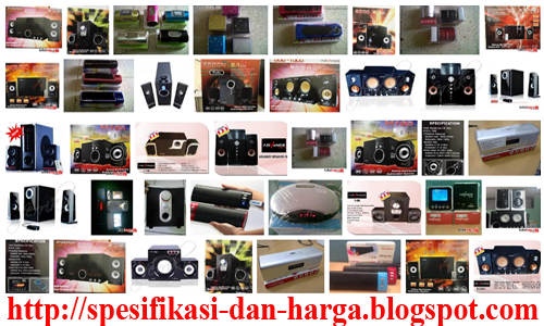 Speaker Aktif Advance Terbaru Juli 2012
