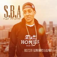 "Mixtape Album: ""A Long Time Coming"" S.B.A"