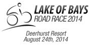 Lake of Bays Road Race 2014