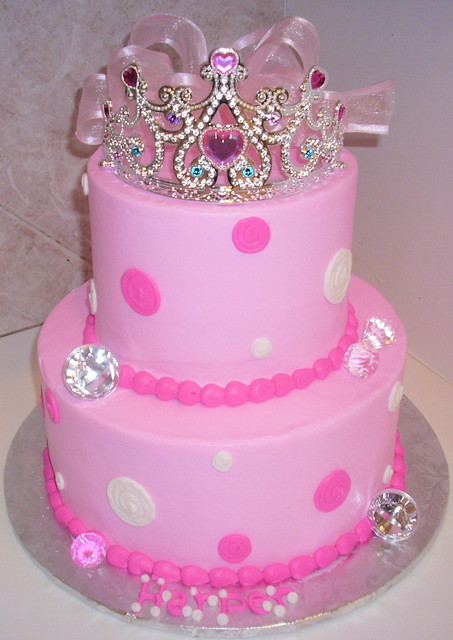 Princess Crown Cake Images : We re going to make it after all: 25 Days of Birthmas Day ...