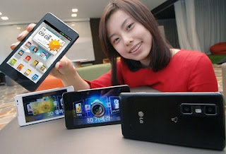 LG Optimus 3D Cube and Optimus 3D Max coming in March
