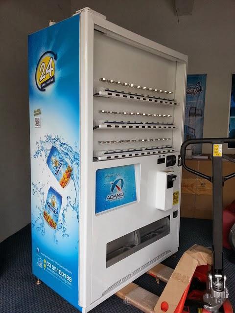 can vending machine