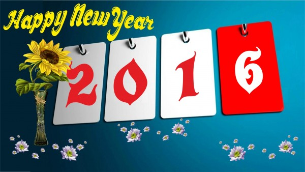 wallpapers new year 2016 wallpapers