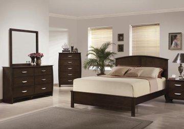 Binghamton Bedroom Suite Set By Tru E Con Temporary