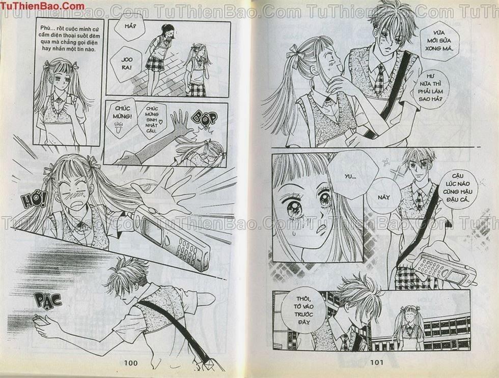 Xin Lỗi Tớ Thích Cậu chap 9 - Trang 50