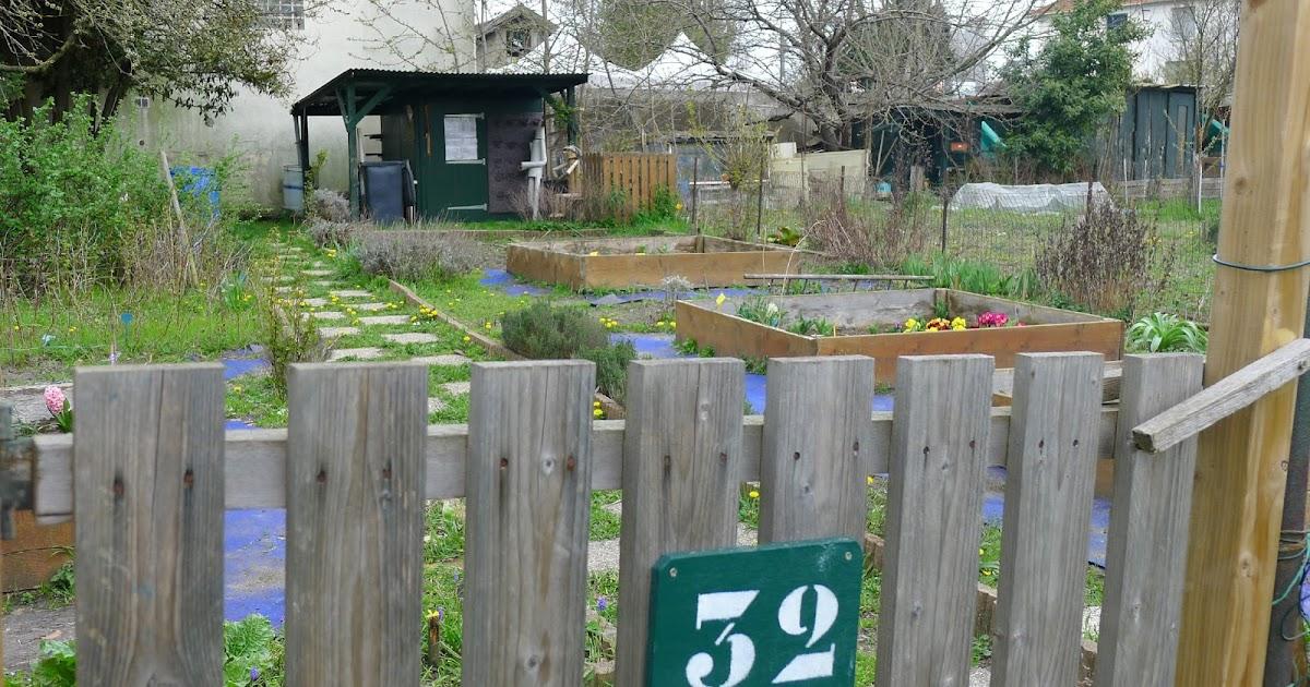 Le jardin ouvrier de l 39 cole joliot curie 1 pierrefitte for Jardin ouvrier