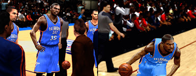 Best Realistic Kevin Durant Cyberface NBA 2K