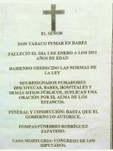 MUERTE DE DON TABACO