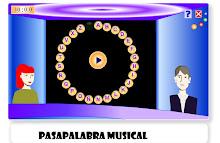 EL JUEGO PASAPALABRA MUSICAL