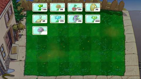 Zona psp iso plantas vs zombies for Como hacer la casa de plantas vs zombies en minecraft