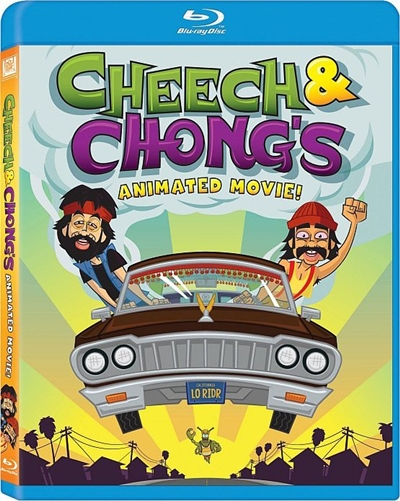 Cheech & Chong's Animated Movie 1080p HD Latino