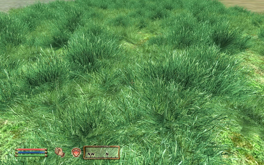 cartoon grass texture