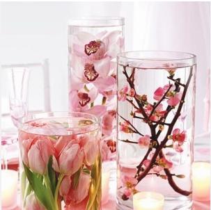 El agua sólida y sus posibilidades decorativas Consumer - Imagenes De Flores Sumergidas En Agua