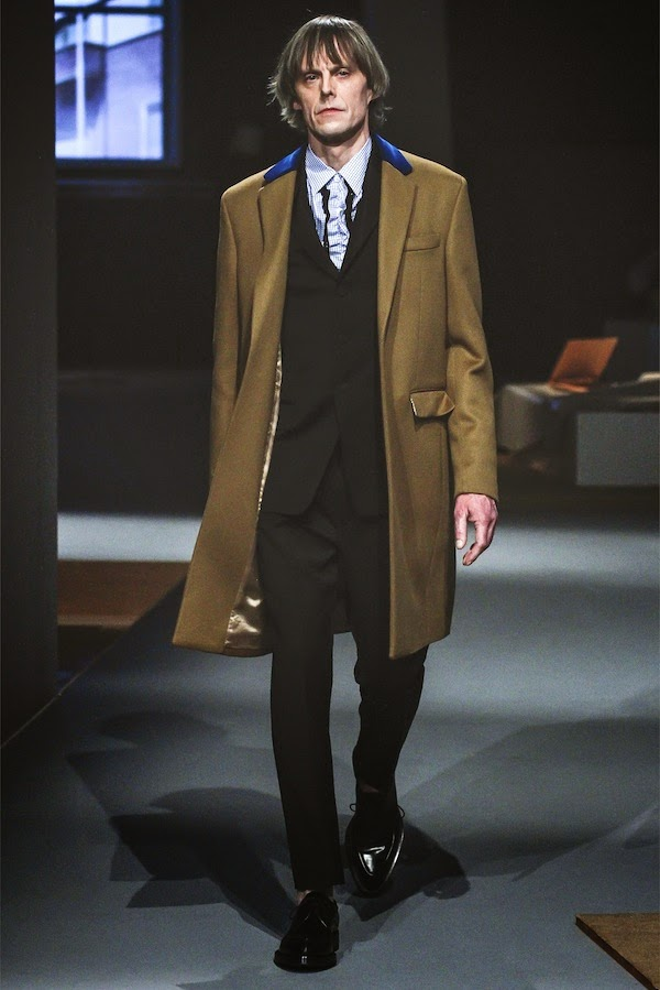 Prada Menswear Fall Winter 2013