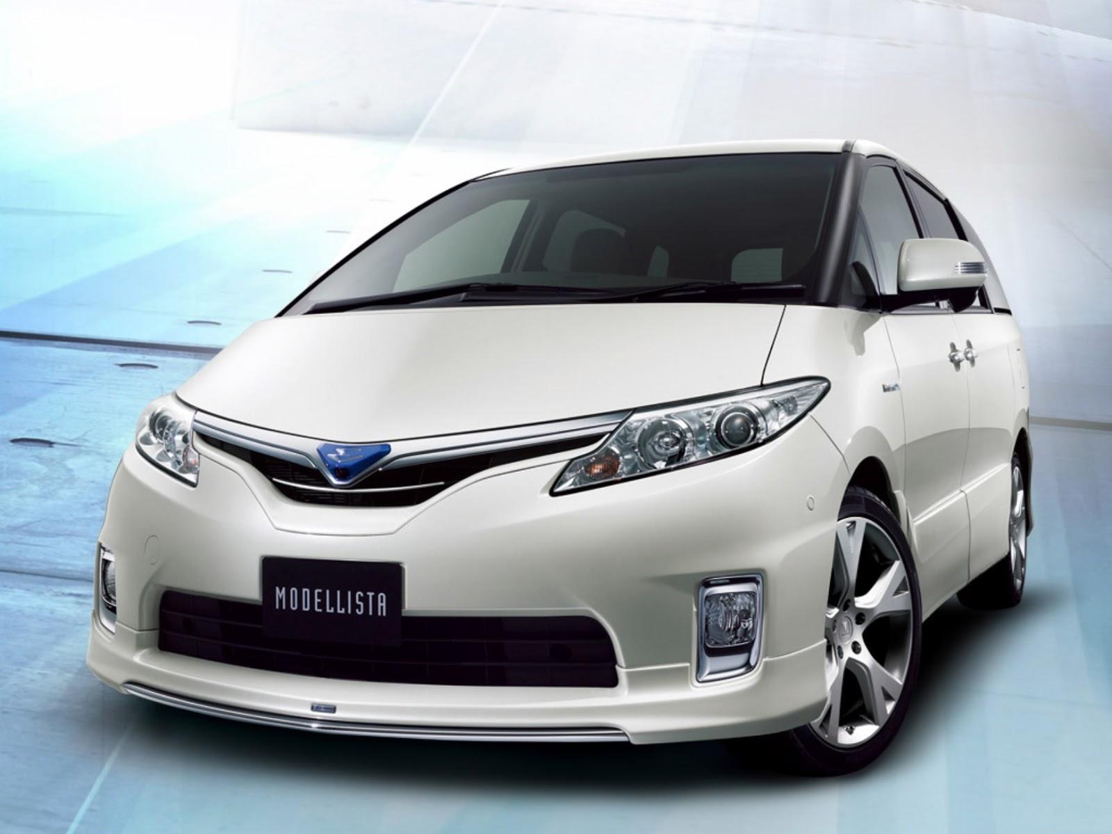 All Tuning Cars Nz 2012 Modellista Toyota Estima Hybrid