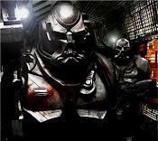 Bio Hazard Combat Armour