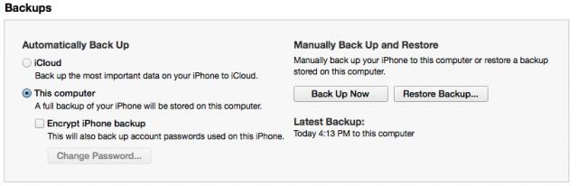 iOS 8 to iOS 7.1.1