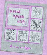 Gli animali non sono ingredienti... ma vita!