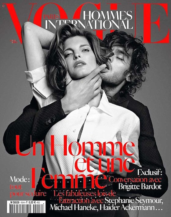 vogue hommes international