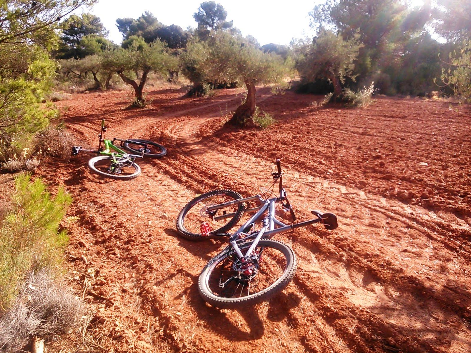 Última ruta ciclista