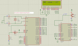 how to use adc with 8051 microcontroller