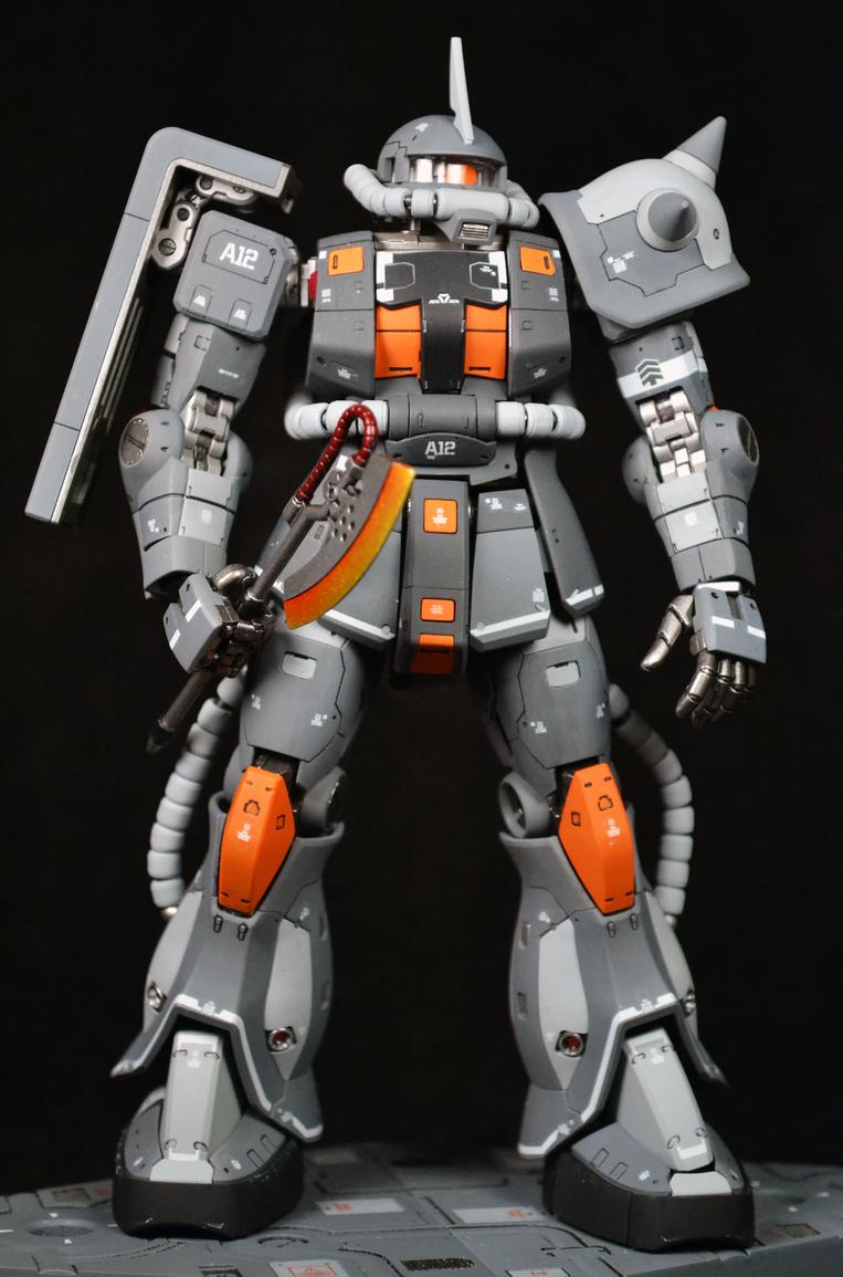 GUNDAM GUY: RG 1/144 Z...