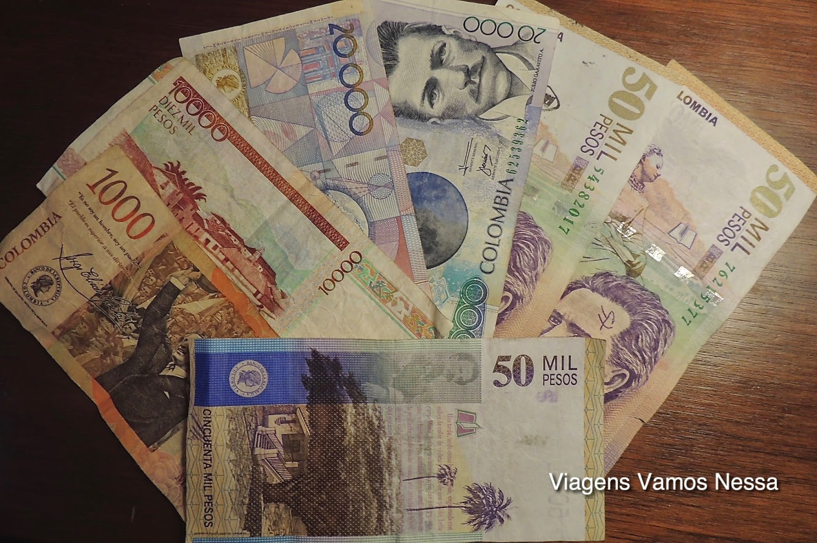 Peso Colômbiano
