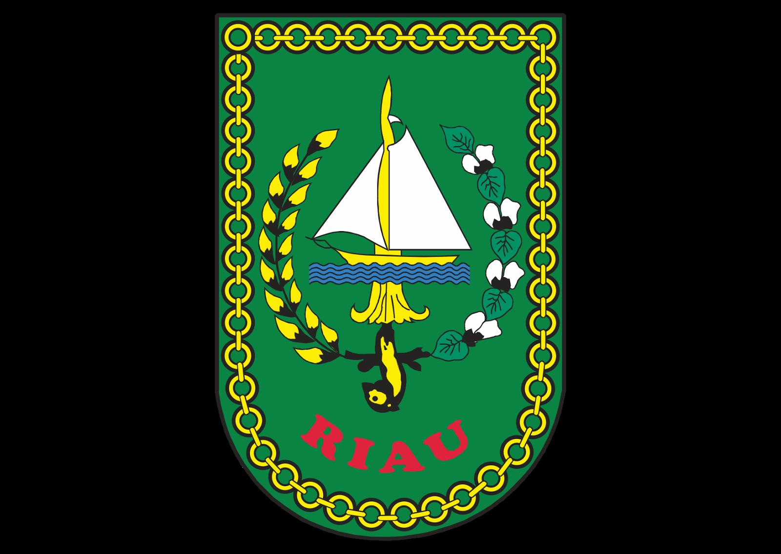 Provinsi Riau Logo Vector Format Cdr Ai Eps Svg Pdf Png