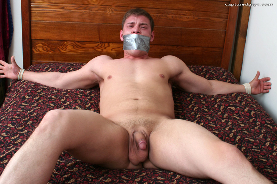 tied up guy gay