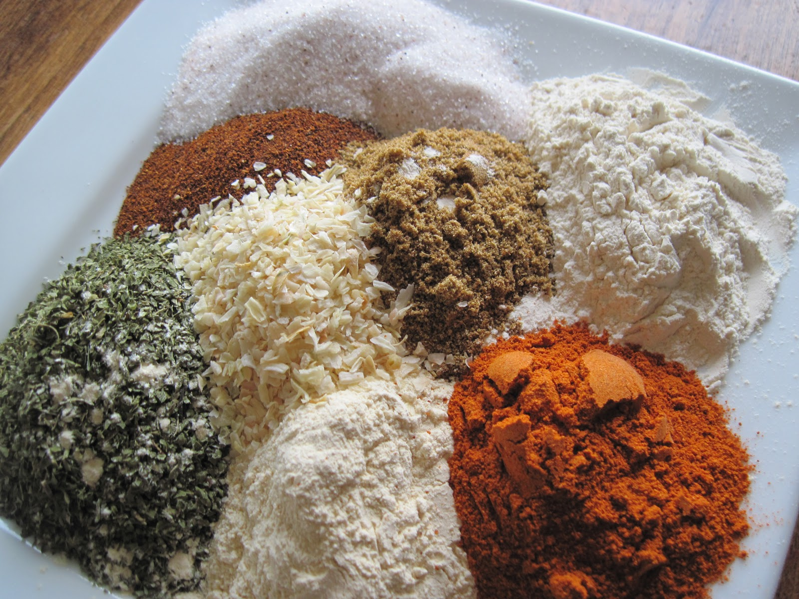Simple. Healthy. Tasty: How to make your own Taco Seasoning