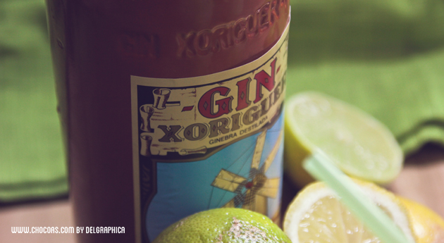 gin xoriguer - gin Maó, Menorca
