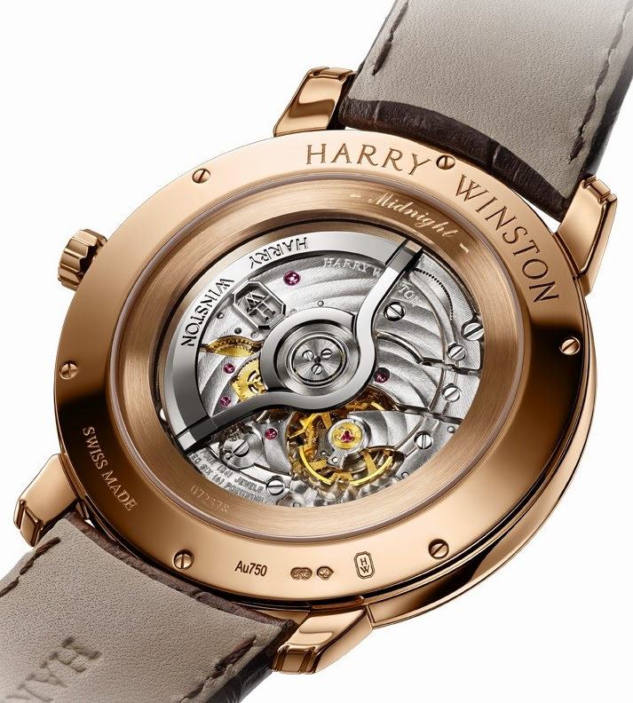 Calibre HW2008 Harry Winston