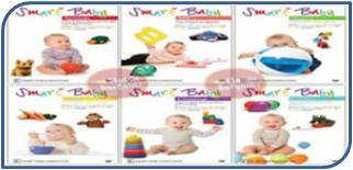 Paket DVD untuk Bayi Lebih Cerdas