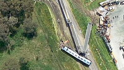 kereta api Australia eksiden