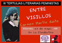 III TERTULIAS LITERARIAS FEMINISTAS