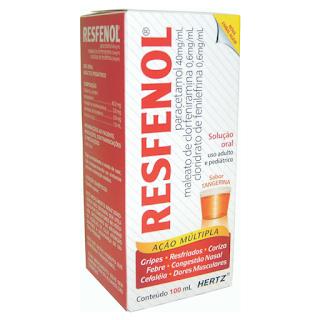 Resfenol® solução oral