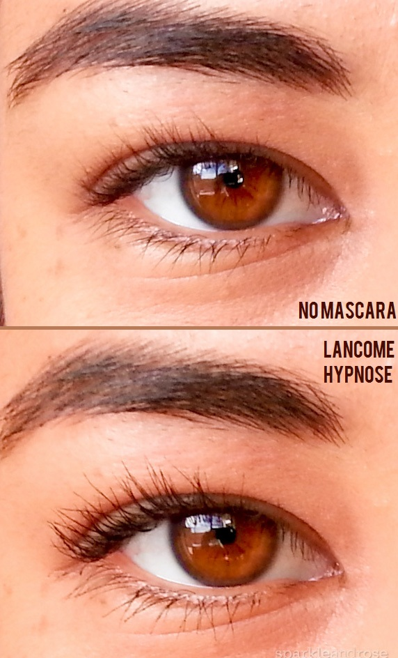 e66106ae931 Sparkle and Rose: Review: Lancome Hypnose (waterproof) Mascara