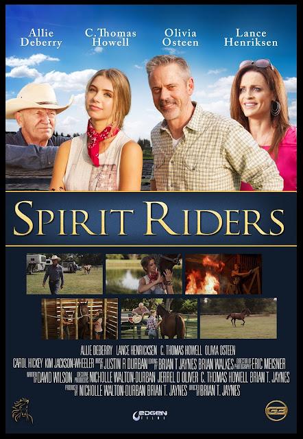 Film Spirit Riders (2015) 720p WEB-DL Subtitle Indonesia