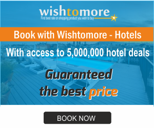 Compare best price on hotel booking