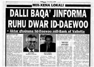 23 - John Dalli and the Daewoo Scandal
