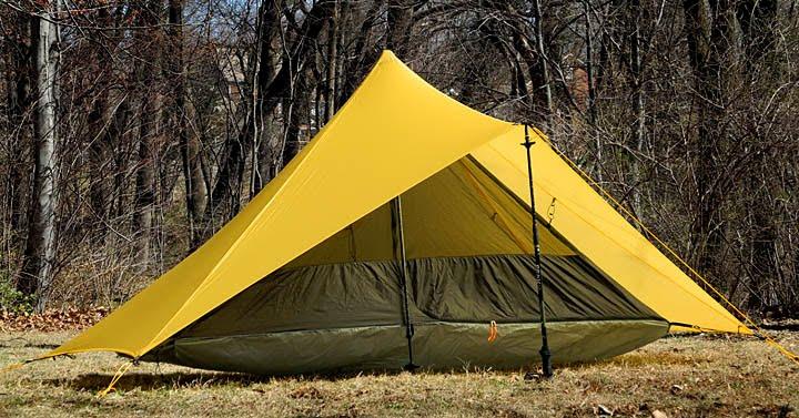 Mountain Laurel Designs UL Tent - Cricket & LIGHT u0026 ULTRALIGHT BACKPACKING: Mountain Laurel Designs UL Tent ...