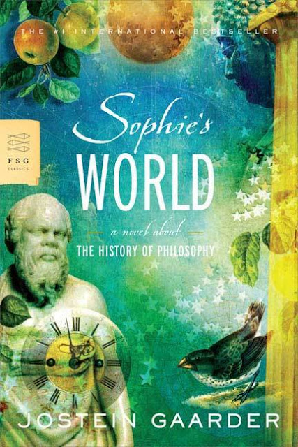 sophies world book report Let us now review and summarize the book for you sophie's world summary:  all books hub for more free pdfs and book reviews  2017/04/sophies-world-pdf .